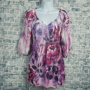 ♡6/$30♡ Fashion Bug medium top #1737